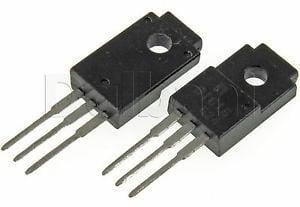 2SB1616 P DARL+D 80V 4A 30W L, 80/80V, 4A, 30W, 20MHz, B>1000