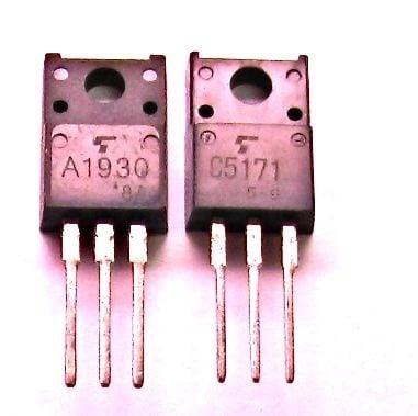 2SC5171 TOSHIBA TV, L, 180/180V, 2A, 20W, 200MHz 2SC3298A, 2SC4159, 2SC4883A