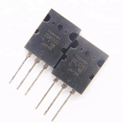2SC3281 N 230V 15A 150W HiFi-NF-E, 200/200V, 15A, 150W, 30MHz
