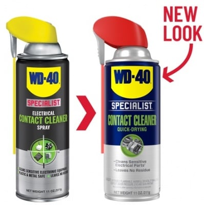 Спрей WD40A/400 SPECIALIST почистващ електрически контакти