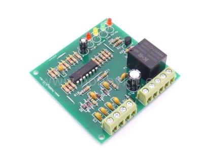 1572 Контрол за ниво на течнос Контролер за ниво на течност /Нивомер/ - кат.номер