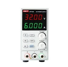 Лабораторно захранващо устройство UTP1306 UNI-T 0 ~ 32V 0 ~ 6A