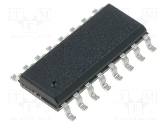 MC14051BDG IC аналогов превключвател демултиплексор/мултиплексор SMD