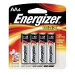 Батерия ENERGIZER  LR03 BAT-LR03/EGB-B24 Батерия алкална 1,5V AAA Base
