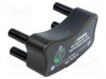 """Измервателен уред CEM DT-9989 Цифров мултиметър LCD 3,5"""" (320x240) 50Msps -50?1000°C 8bit"""