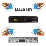 Сателитен цифров тунер сателитен приемник Redline M440HD